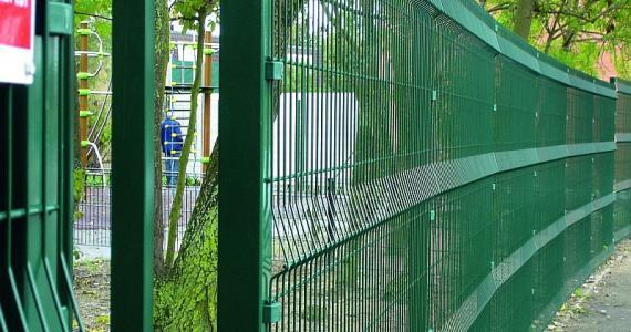 Оградни пана - NYLOFOR 3D Super за жилищни сгради, индустриални ограждения