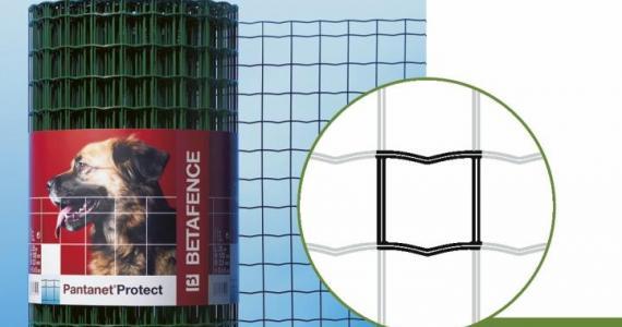 Оградни мрежи PANTANET PROTECT с универсално предназначение