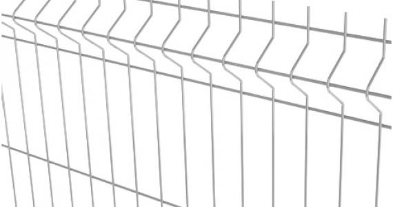 Оградно пано Nylofor 3D Light II - поцинковано