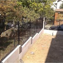 Оградна система XCEL с 2 релси - Частен имот, Драгалевци
