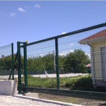 Оградна система Nylofor 3D - Частен имот, с.Мещица, Перник