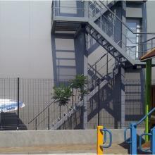 Оградна система Nylofor 3D - Приемен детски дом, Плевен