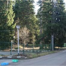"Оградна система Nylofor 3M - Вилни селища ""Малина"" и ""Ягода"", Боровец"