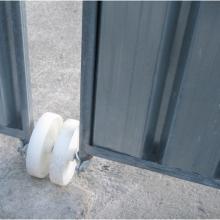 "Мобилна оградa ""B2"" - детайл врата - поцинкована"