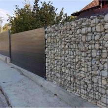 Габионна стена Zenturo - частен имот в Благоевград
