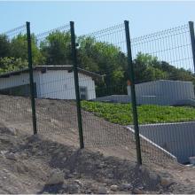 Оградна система NYLOFOR 3D PRO - Пречиствателна станция БАЛЧИК