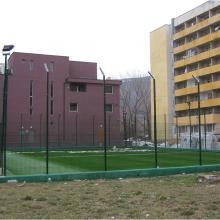 Комбинирана оградна система - Спортна площадка в София
