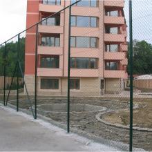 Оградна система Plasitor - Тенис корт в Студентски град, София