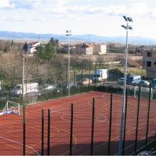 "Оградна система BEKASPORT - Мултифункционално игрище, ""Euro Games Technology"""