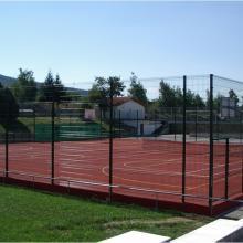 Оградна система Nylofor - Спортна площадка, Правец
