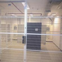 Вътрешни преграждения в административна сграда