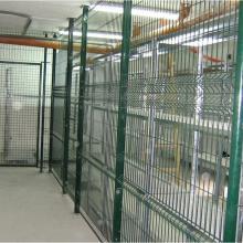 Вътрешно преграждане на сервизни помещения в административна сграда PORSCHE