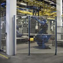 Вътрешно преграждане в завод