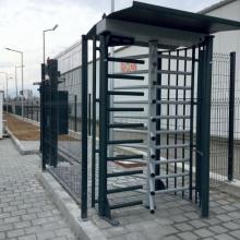 Турникет за контрол на достъпа - индустриален обект, София