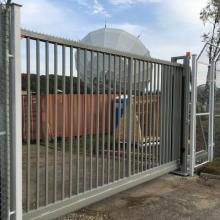 Конзолна плъзгаща врата - обект на мобилен оператор