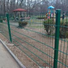 Оградна система Nylofor 2D/2D Super - Западен парк София, площадки