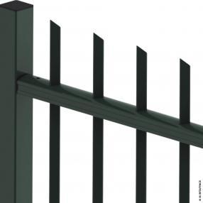 Оградни пана BAROFOR за жилищни сгради и индустриални ограждения