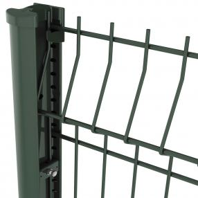 Оградни пана NYLOFOR 3D Super за индустриални ограждения