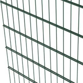 Оградни пана NYLOFOR 2D за индустриални ограждения