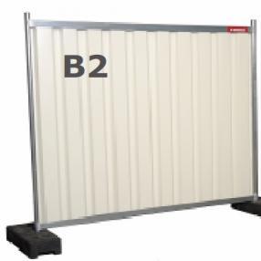 Мобилна ограда модел B2