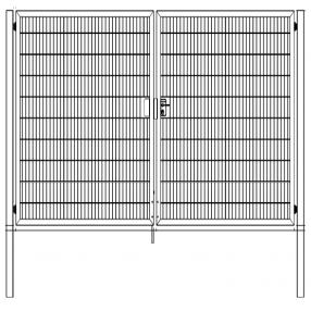 Оградни врати NYLOFOR 2D/2D Super