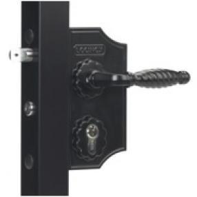 Декоративни брави  LAKY F2 за градински врати