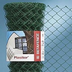 Плетена оградни мрежи PLASITOR - за ограждане на спортни терени