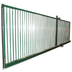 Оградни врати на долна релса ROBUSTA