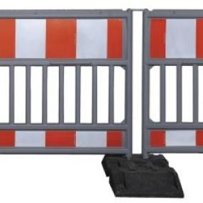 Мобилна ограда модел T2 Plastic