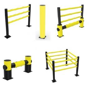 D-Flexx - гъвкави защитни бариери