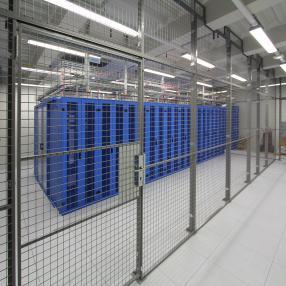 Преграждения за центрове за данни
