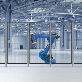 Machine Guarding - обезопасяване на машини и роботи