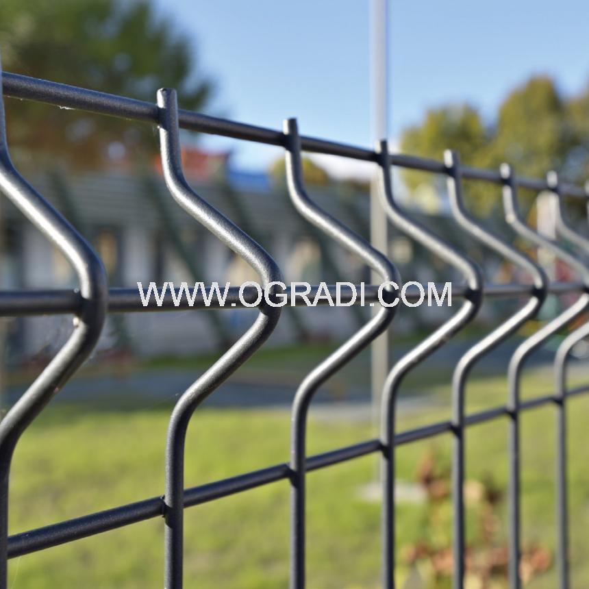 Оградни пана NYLOFOR 3D PRO за жилищни и индустриални обекти