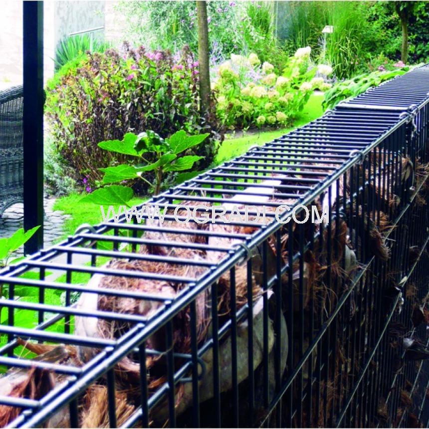 Габионна ограда ZENTURO