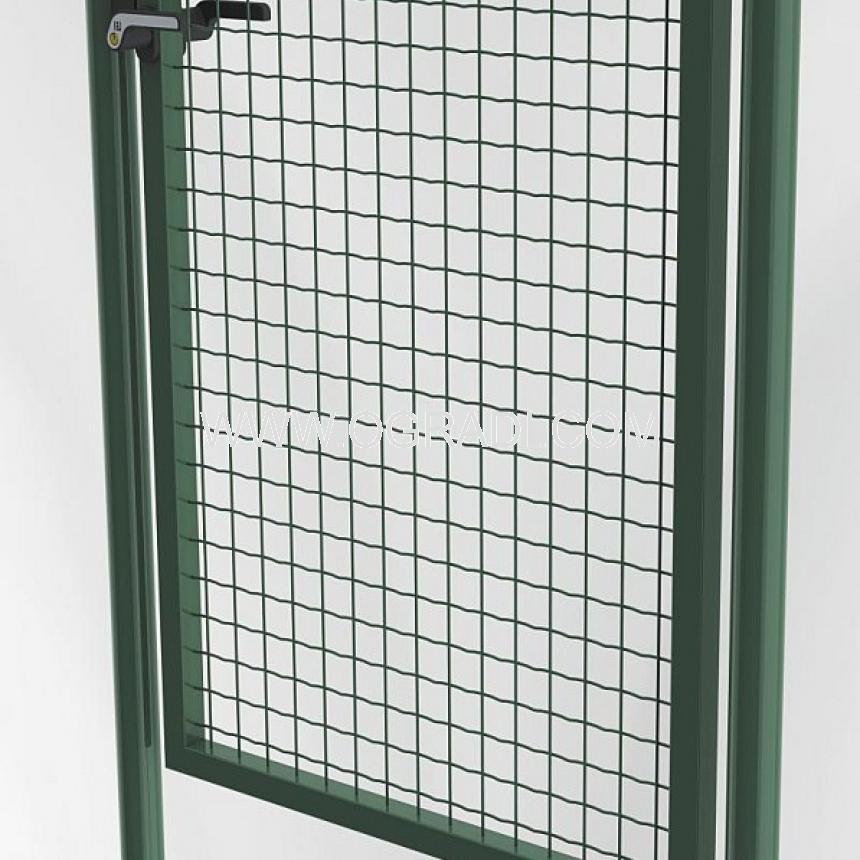 Крилати оградни врати FORTINET
