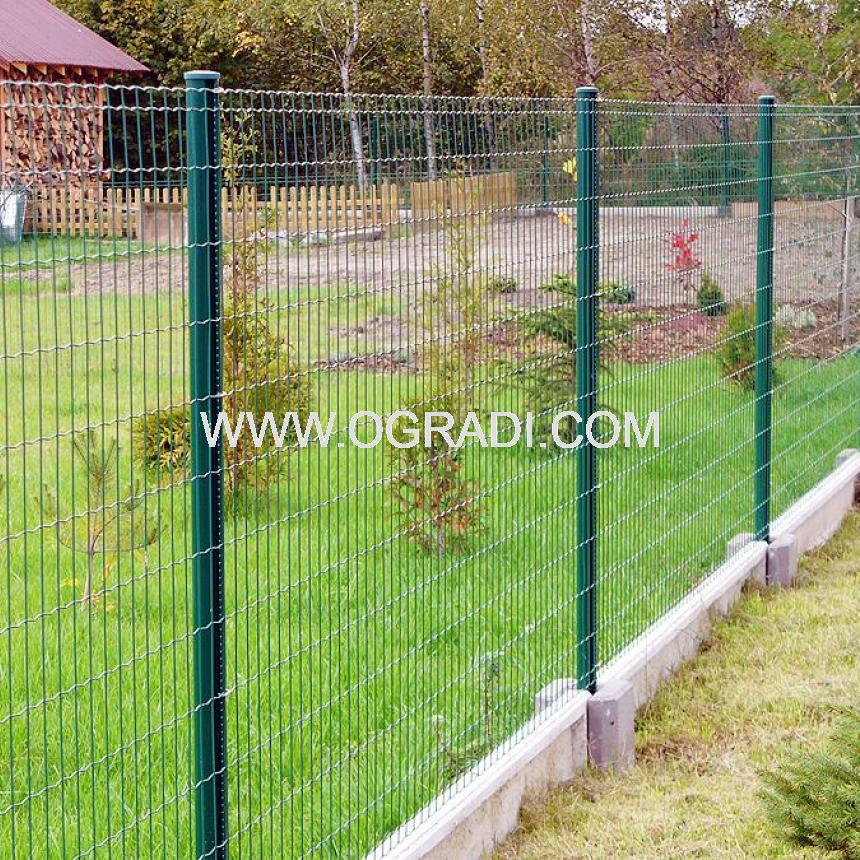 Оградни мрежи PANTANET FAMILY за детски площадки, училища, индустриални и производствени сгради