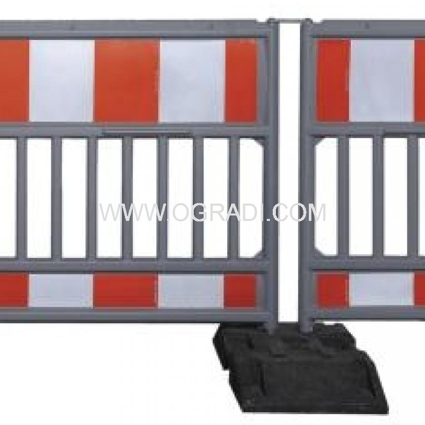 Мобилна ограда T2 Plastic